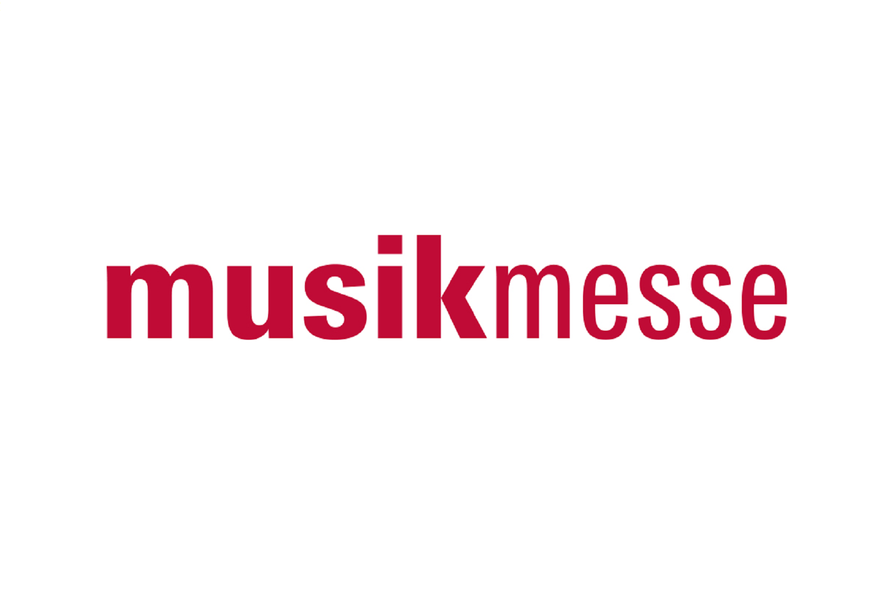 Invitation to MUSIKMESSE 2019